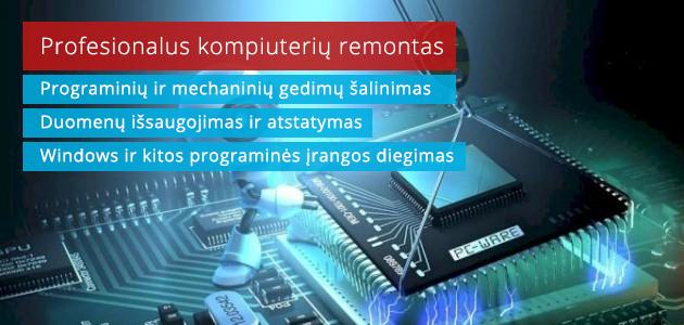 Naudoti kompiuteriai kaunas
